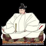 豊臣秀吉をイラストで描いた作品