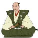織田信長(おだのぶなが)をイラストで描いた作品