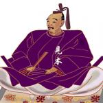 前田 利家(まえだ としいえ)をイラストで描いた作品