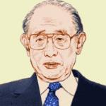 氏家 蔡一郎 (うじいえせいいちろう)の似顔絵