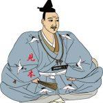 北条氏康(ほうじょううじやす)をイラストで描いた作品