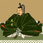伊達 政宗(だて まさむね)をイラストで描いた作品