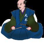 石田 光成(いしだ みつなり)をイラストで描いた作品